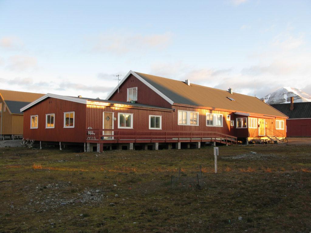 Nerc Arctic Station