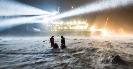 Polarstern Winter experiment